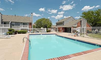 Pool, Northpark Residences, 0