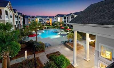 Pool, Vista Sands, 2