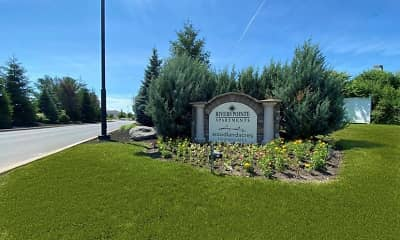 Community Signage, Rivers Pointe, 0