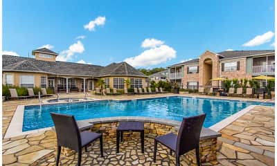 Pool, ASHFORD PLACE APARTMENTS, 1