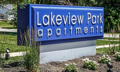 Community Signage, Lakeview Park, 2