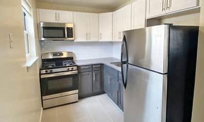 Kitchen, Kennedy Gardens Apartments, 0