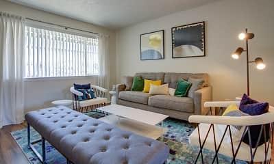 Living Room, ReNew Park Blu, 1