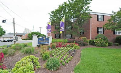 Clubhouse, Admiral Pointe Apartments, 2