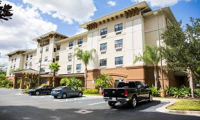 Building, Furnished Studio - Lakeland - I-4, 1