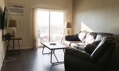 Living Room, Lakewood Estates, 1