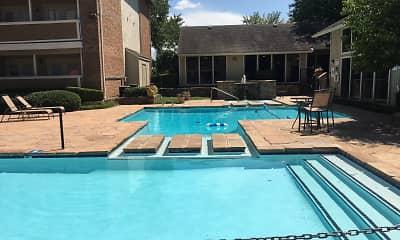 Pool, Lincoln Glens, 1