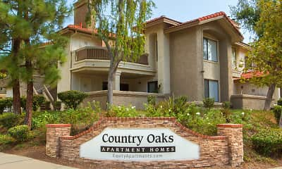 Country Oaks, 1