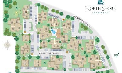 North Shore Apartments, 2