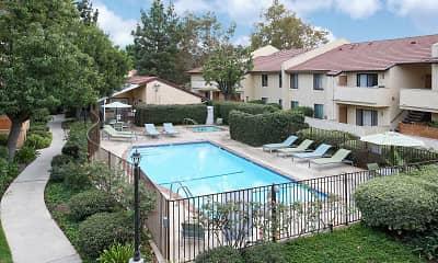 Pool, Americana Simi, 0
