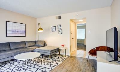 Living Room, Terra Bella Apartments, 1