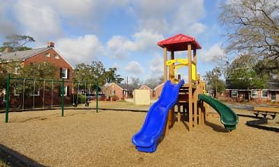 Playground, Pine Crest, 2