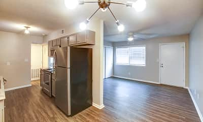 Oakridge Place Apartments, 1