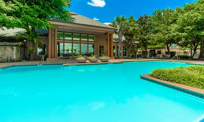 Pool, Blue Lake Villas, 2