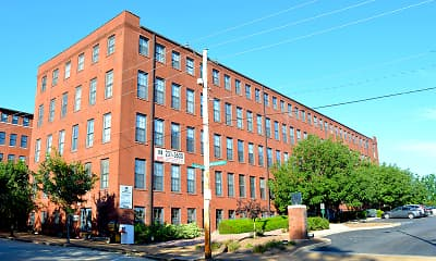 Building, M Lofts, 0