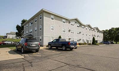 Building, Country View Apartments, 1