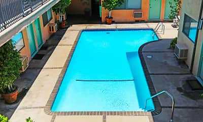 Pool, Mar Vista Apartments, 0