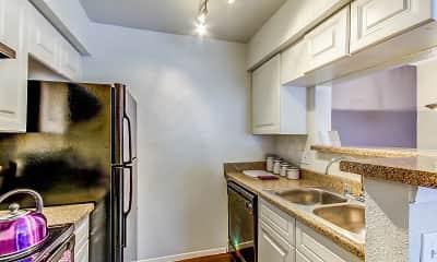 Kitchen, Breckenridge At Cityview, 0