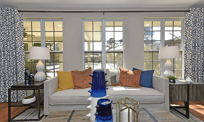 Living Room, Arbor Walk, 2