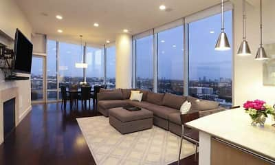 Living Room, 77098 Luxury Properties, 2