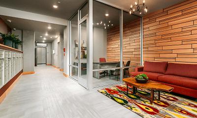 Living Room, Nexus PDX, 1