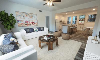 Living Room, Riviera Parkway, 0