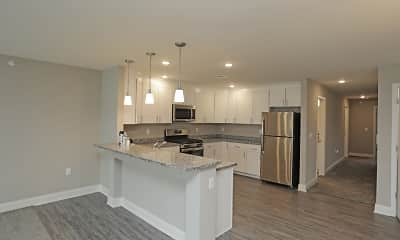 Kitchen, Enclave 50, 0