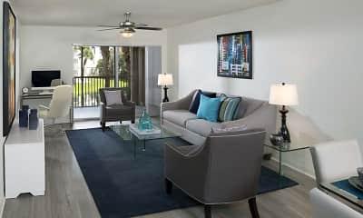 Living Room, Camden Portofino, 1