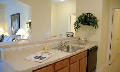 Kitchen, Millview Apartment Homes, 2
