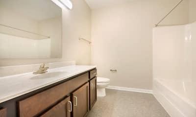 Bathroom, Madison Lofts, 0