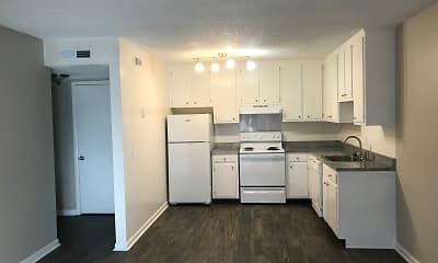 Kitchen, Pine Brook, 0