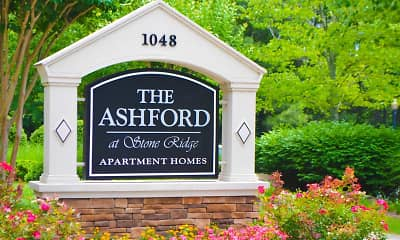 Community Signage, Ashford at Stone Ridge, 0