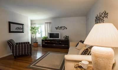 Living Room, Van Buren Village, 1