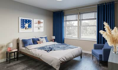 Bedroom, Icon Apartment Homes At Hardin Valley, 2