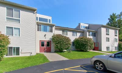 Building, Minoa Estates Apartments, 0
