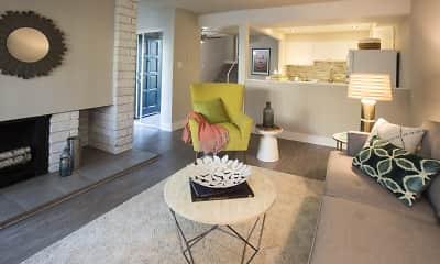 Living Room, Park Grove, 1