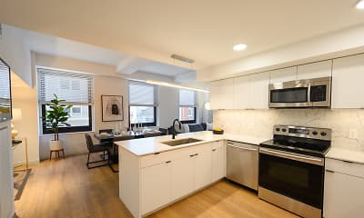 Kitchen, 101 dupont place, 0