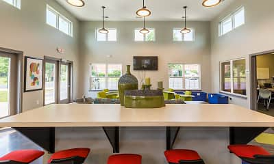 Dining Room, The Annex of New Albany Student Housing, 0
