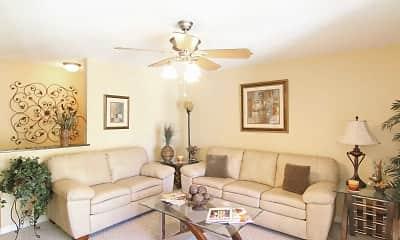 Living Room, Villas Du Soleil, 1