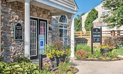 Community Signage, Botanica Cottages, 2