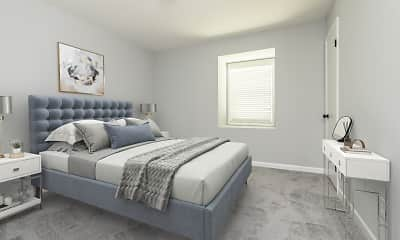 Bedroom, The Legacy at 2000, 1