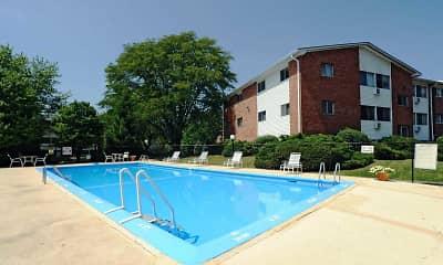 Pool, Pine Ridge, 0