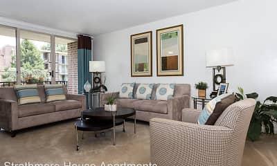 Living Room, Strathmore House, 1