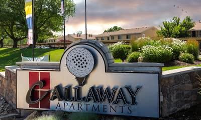 Community Signage, Callaway, 2
