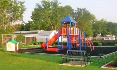 Playground, Watson Estates Manufactured Home Community, 2