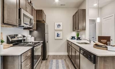 Kitchen, Montgomery Place, 1