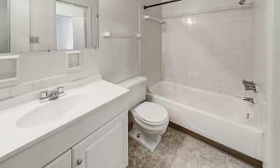Bathroom, Park Doral, 2