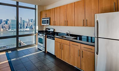 Kitchen, Avalon Riverview, 0
