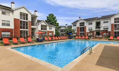 Pool, The Reserve @ Harpers Point Luxury Apartments, 1