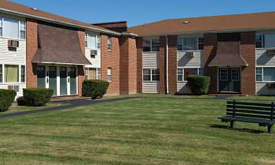 Building, Stevens Manor Apartments, 2